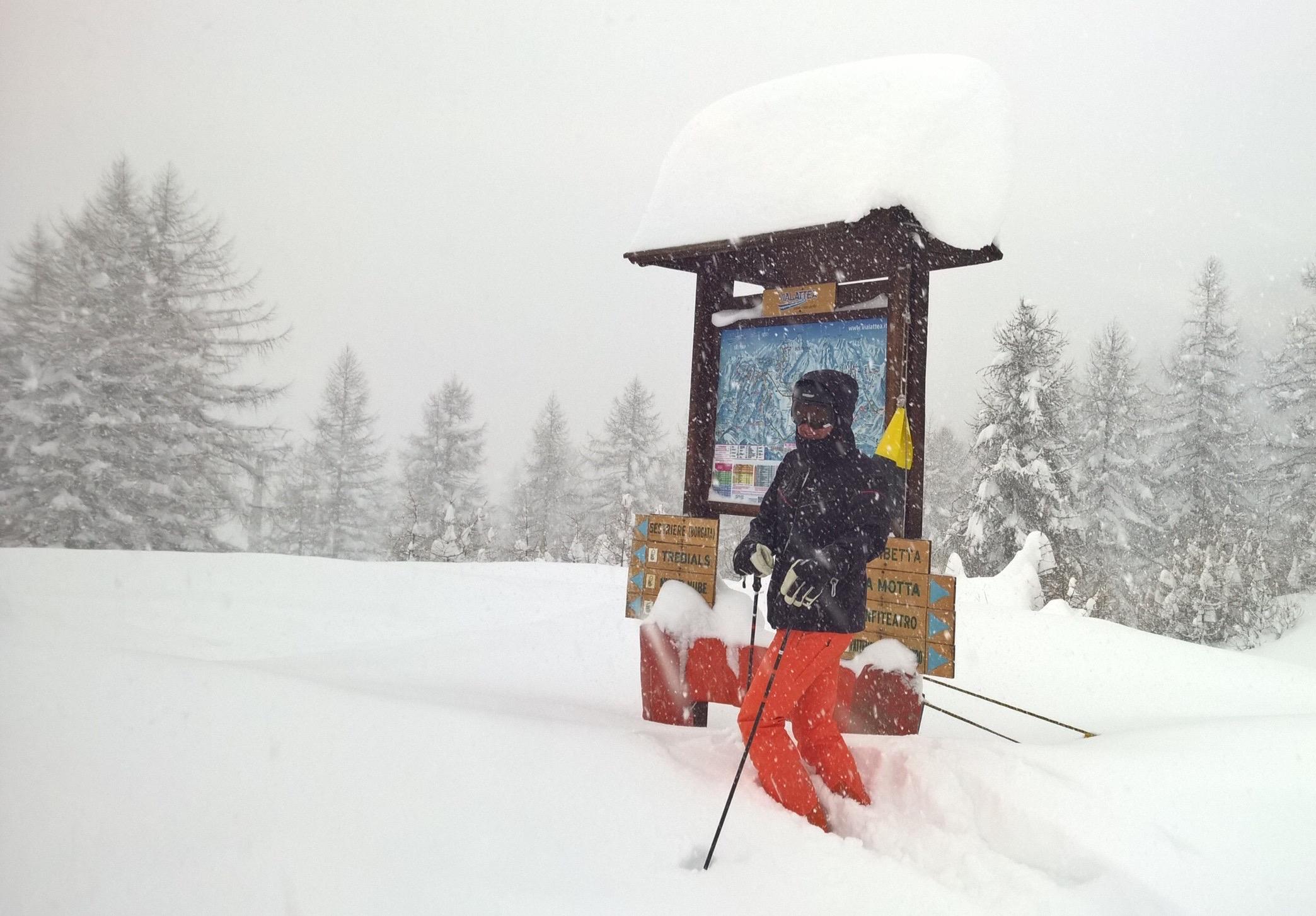 Ski Sestriere