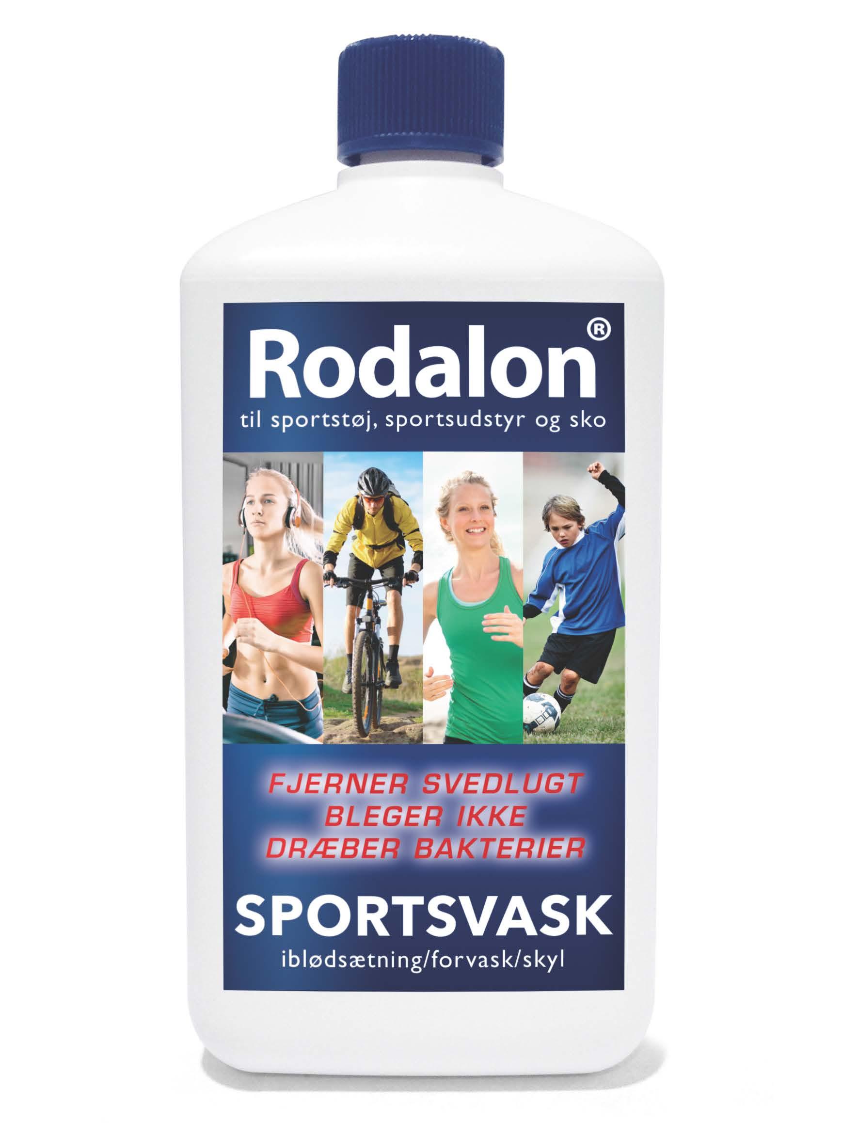 Rodalon tøj – Cykelhjelm med led lys