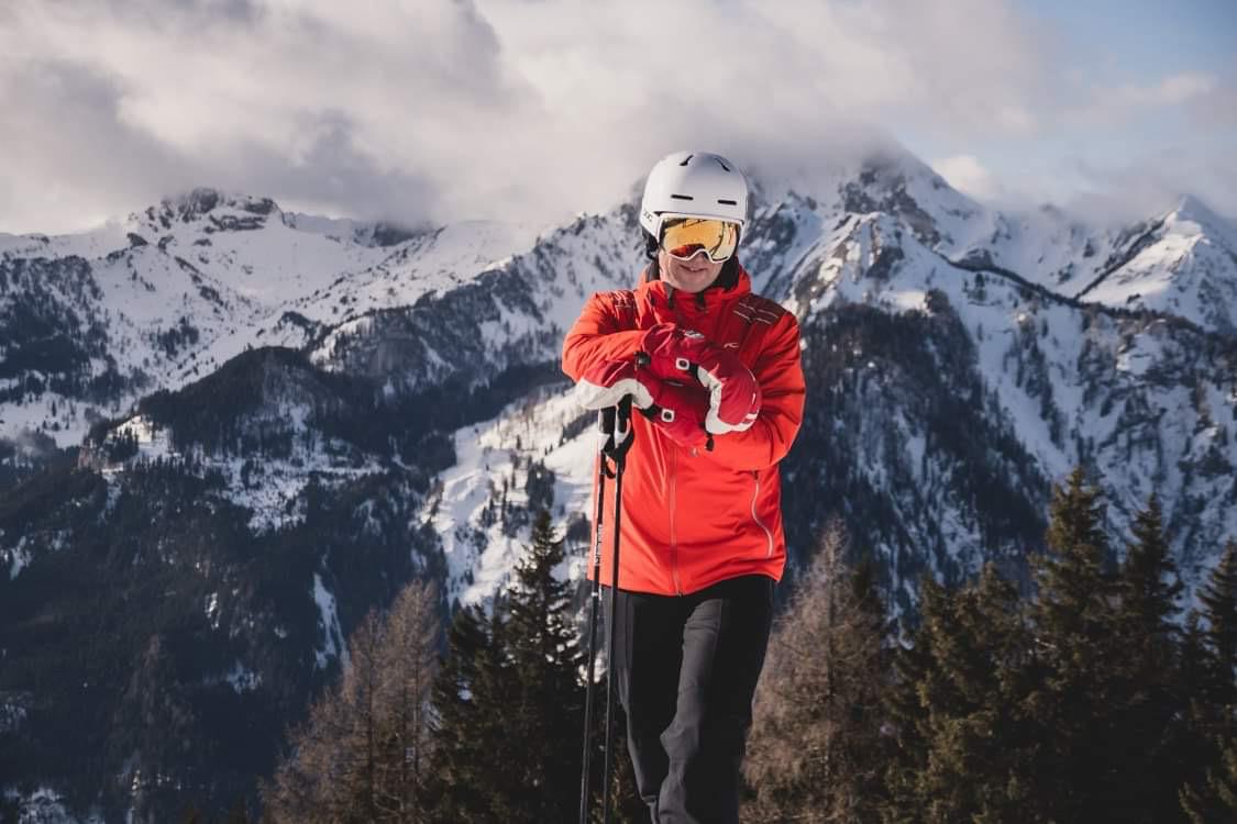 Wagrain – Danskernes Smørklat Lige Midt I Ski Amade
